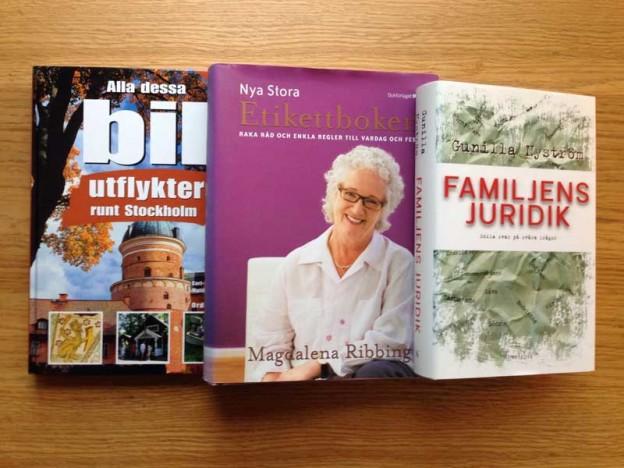 Inbundna böcker