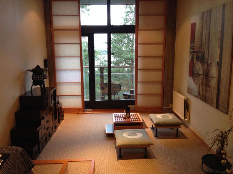 Yasuragi meditationsplats