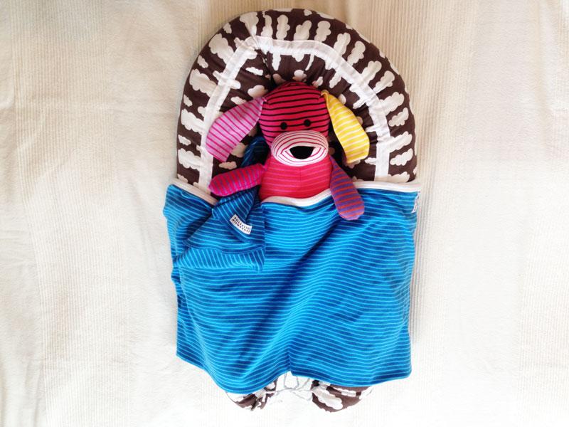babynest med Doddi