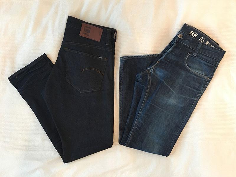 Jeans in & ut